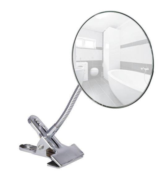 CLIP Kosmetikspiegel, 5-fach Vergrößerung