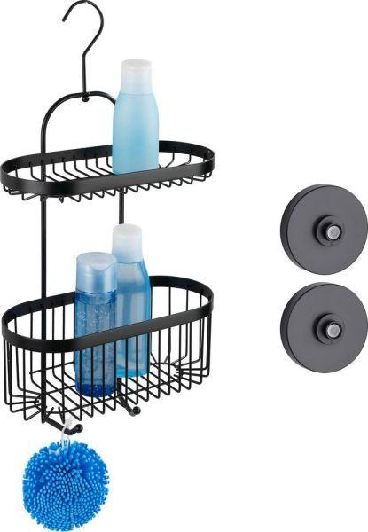 CLASSIC Plus Black Duschdiener mit Rostschutz