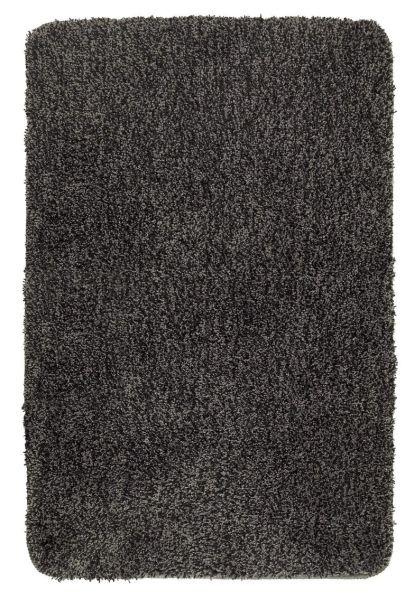 MELANGE Mouse Grey Badteppich, 70x120 cm, fusselfrei