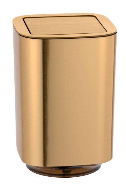 AURON gold Schwingdeckeleimer, 5,5 l