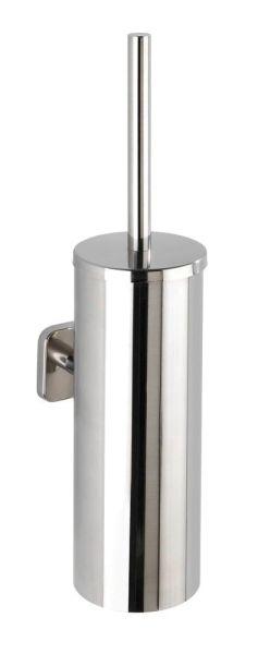 MEZZANO WC-Garnitur aus Edelstahl