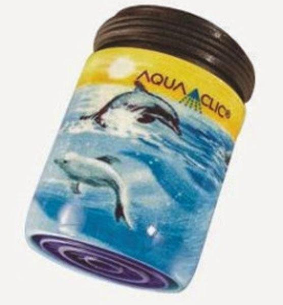 Strahlregler Wal+Delfin von AquaClic