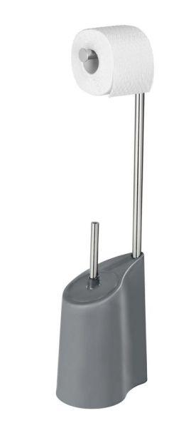 HARBOR grau Bürstengarnitur aus Edelstahl