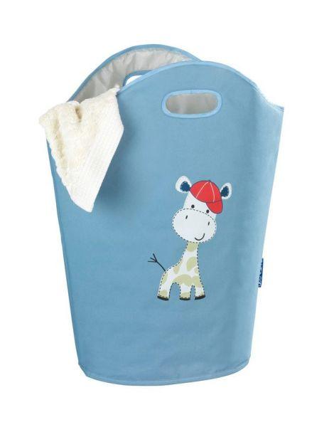 KIDS Gerry blau Wäschesammler, 24 l