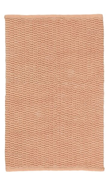 MONA nude Badteppich, 50 x 80 cm, Baumwolle