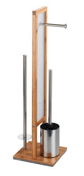 RIVALTA Bürstengarnitur aus Bambus