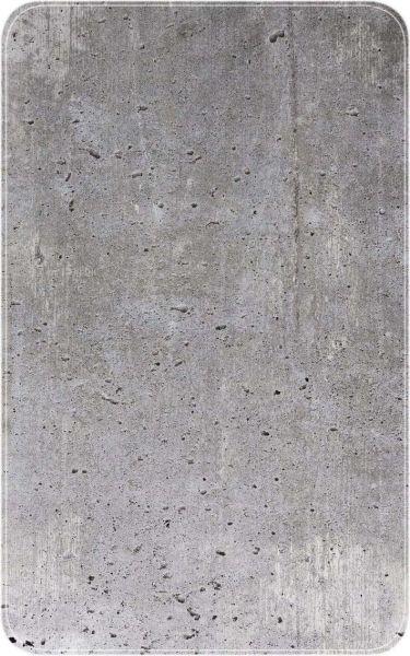 CONCRETE Wanneneinlage 70x40 cm, ohne PVC