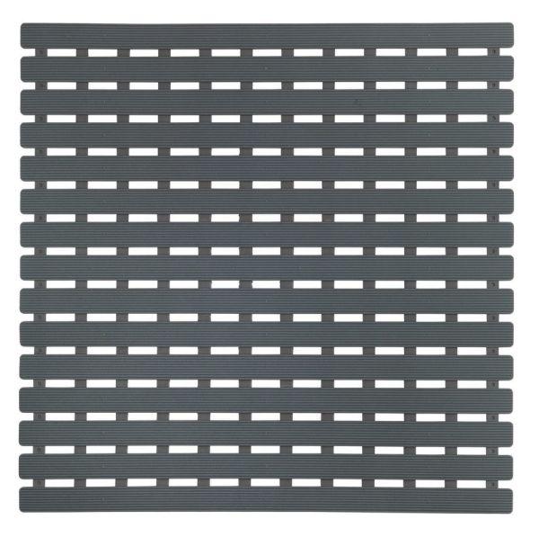 ARINOS grau Duscheinlage 54x54 cm, ohne PVC