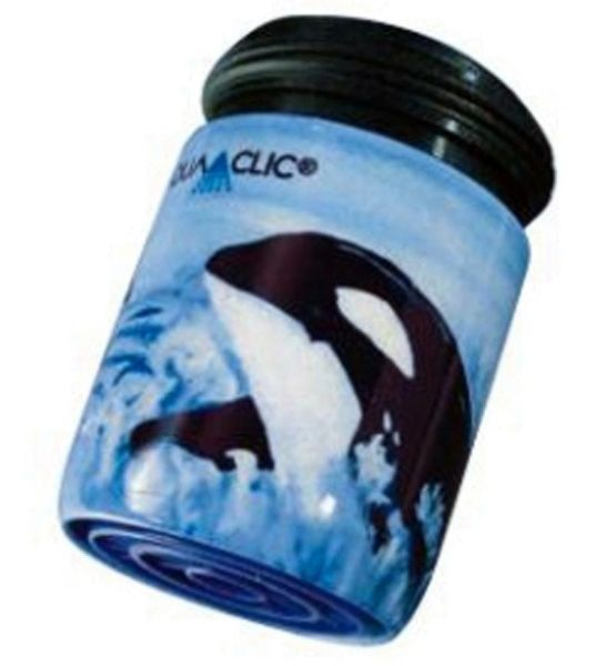 Strahlregler Orca von AquaClic