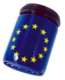 EUROPA Strahlregler 5 l/min aus Messing