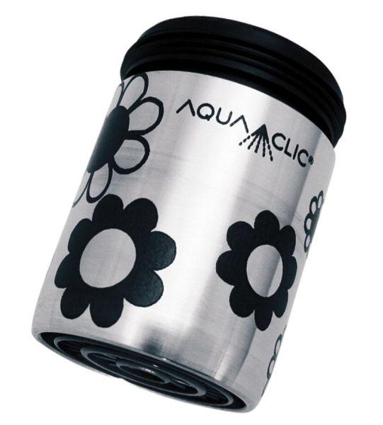 Strahlregler INOX Daisy von AquaClic