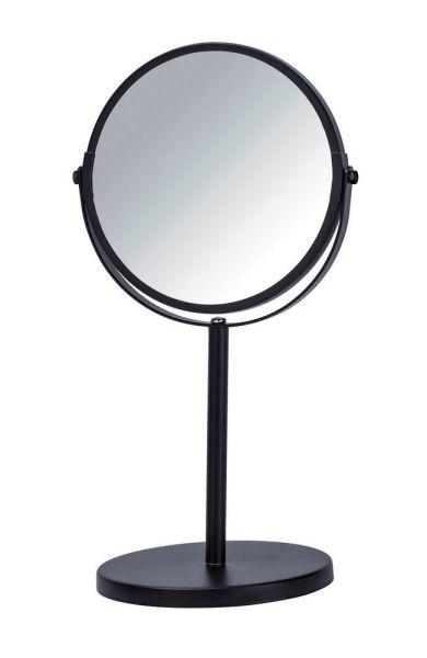 ASSISI schwarz Kosmetikspiegel, 3-fach Vergrößerung