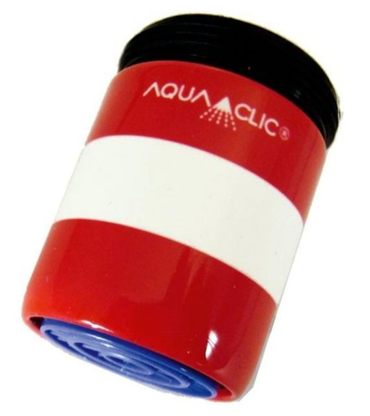 Strahlregler Rosso-Biancho von AquaClic
