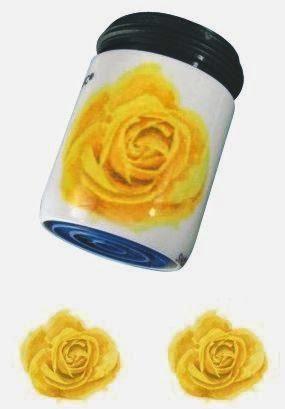 Durchflussbegrenzer Rose Jaune mit 6 Litern pro Minute