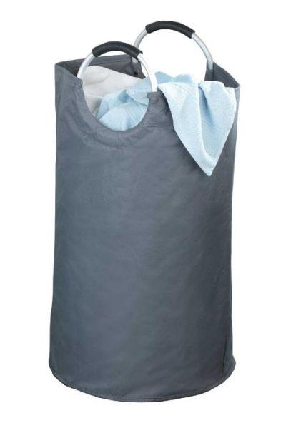 Wäschetasche JUMBO in anthrazit mit einem Fassungsvermögen von 69 Liter