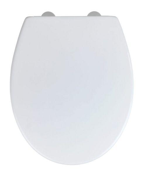 KORFU weiss Premium WC-Sitz belastbar bis 300 kg
