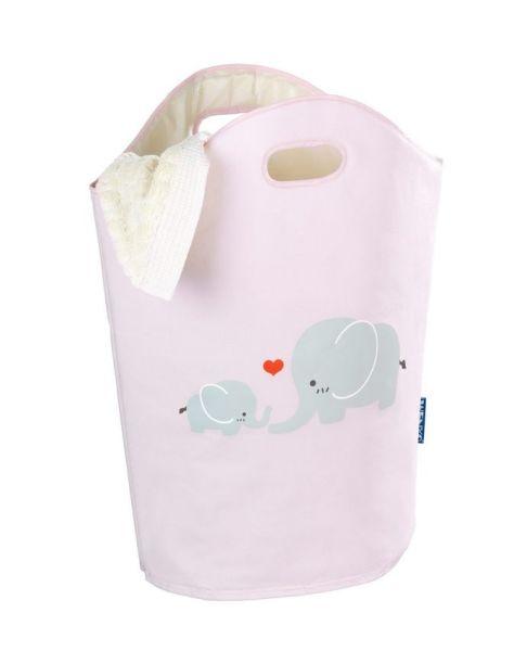 KIDS Elli rosa Wäschesammler