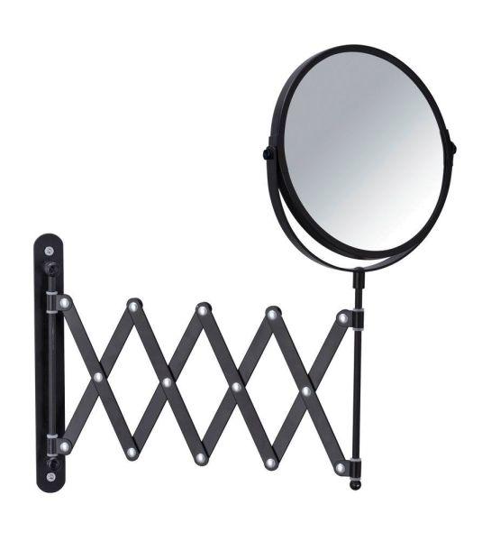 EXCLUSIV schwarz Teleskopspiegel, 3-fach Vergrößerung