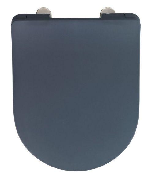 SEDILO matt grau Premium WC-Sitz, Soft-Close